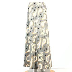 Jules & Leopold maxi skirt